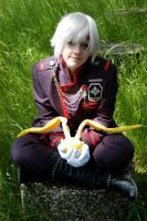 Troublemaker - D.Gray-man by Feuerregen