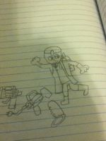 2014 Chubby Handed Medic by Jeremy-the-Blockhead