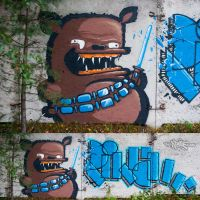 WOOKIE by KIWIE-FAT-MONSTER