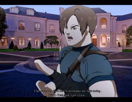 Anime Leon_fake screenshot by wsache007