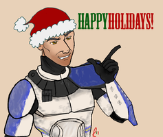 Merry Christmas 2011: Happy Holidays by Coricle