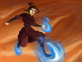 Azula by blindbandit5