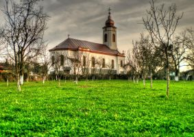 Church HDR by paully93