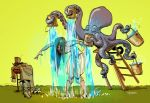 ice bucket ART challenge by BrianKesinger