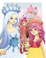 Candy Land by Reenigrl