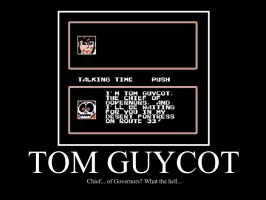 Tom Guycot by DerekTheVaporeon