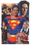 Lois and Clark--The Adventures of Superman Montage by SteveStanleyArt