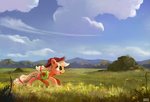Coming Home by aJVL