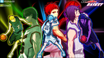 Generation of Miracles - Kuroko no Basket by DJIvan23