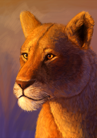 Lioness by Chaosthief