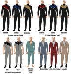 STF Additional Uniforms by jasongallagher