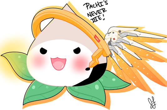 Pachimari Mercy by Swakooo