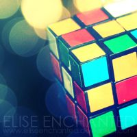 Cube by EliseEnchanted