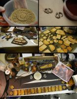 Making of Prince of persia by ArtisansdAzure