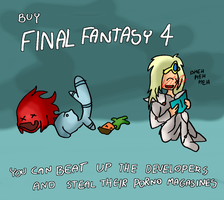 Buy Final Fantasy 4 by LalalaTheDestroyer
