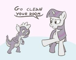Twilight's most used command by WillyGalleta