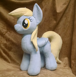 Derpy [15 inch][For Sale!] by Bakufoon