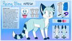 Rainy Reference Sheet 2015 by Rainy-bleu