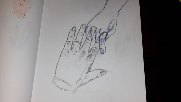 Hands (march 25) by tipsymouse21