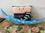 League of Legends LOL Frosted Ezreal Pillow by RbitencourtUSA