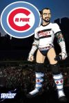 new cm punk poster by IGMAN51