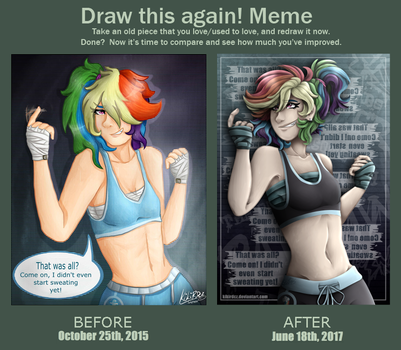 [Before And After] That Was All? by KikiRDCZ