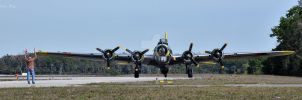 How to park a B17 by Nutdeep