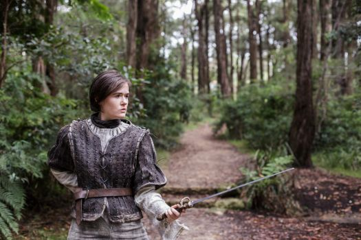 Arya Stark cosplay - Game of Thrones by DashyProps