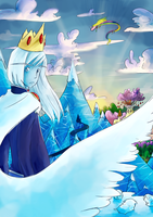 Finn the Ice Prince by Kima-chi