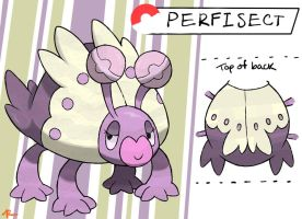 Stink Bug / Carpet Beetle Fakemon by TRspicy