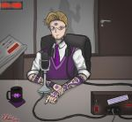Welcome to Night Vale -Cecil- by KeikoChan13