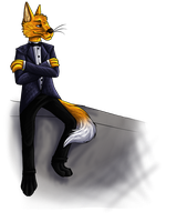 PC: Mr. Fox fullbody by iimoa