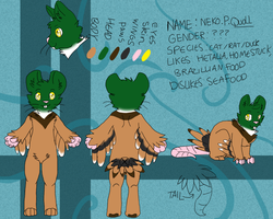 Quolls Ref Sheet by Dr-Quollchops