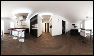 Interior design, Warsaw pt1 by pressenter