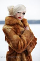 Like a russian bad lady by DivinaARTS