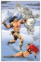 Conan the Barbarian by 93Cobra