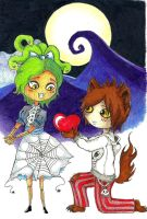 My Beloved Monster and Me by mlatimerridley
