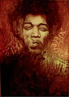 ANOTHER Jimi Hendrix by lalalalalalalalaaaa