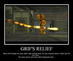 Grif's Relief by Aznkid671