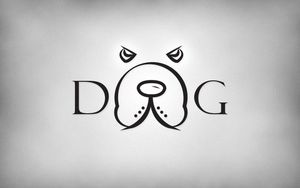 Dog logotype by polska753
