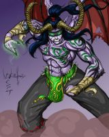 Warcraft: Illidan Stormrage by Westfactor