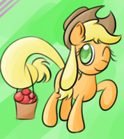 Buy some apples, yo! by Sharkwellington