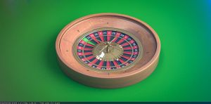 Roulette by paulzosim
