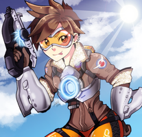 Tracer by mingway