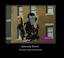 Seriously Prowl by NotKitsune