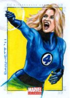 MU 2011 Invisible Woman by artguyNJ