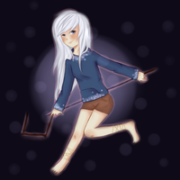 jackeline frost by Mifli-panquecito