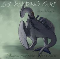 Lugia Standing by Skyrays