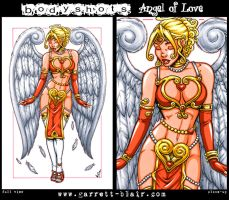 BODYSHOTS - Angel of Love by gb2k