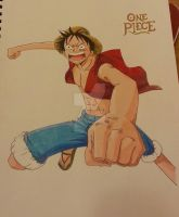 Luffy (Master) by jason1985williams